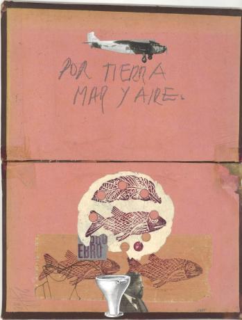 Collage Antonio Martin Ferrando