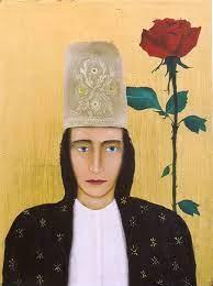 la rosa di Battiato