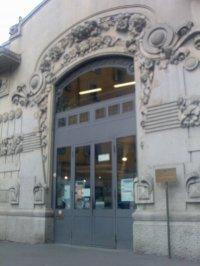 biblioteca porta venezia
