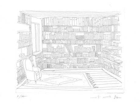 bibliotechina Radici