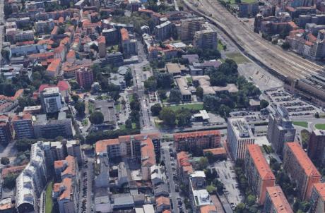 Piazza Pini