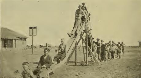 school playground 1922