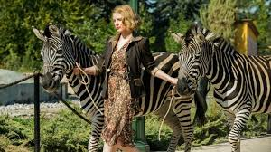la ragazza dello zoo di varsavia immagine