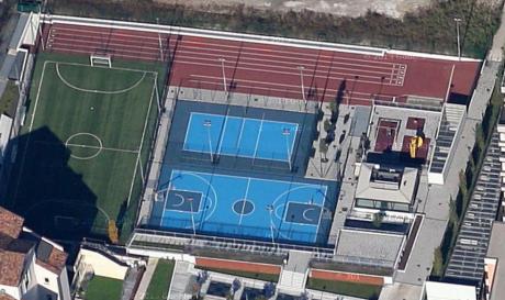 centro sportivo moscova