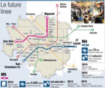 mappa metro 2