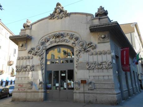 biblioteca venezia