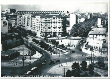 viale Doria   foto storica