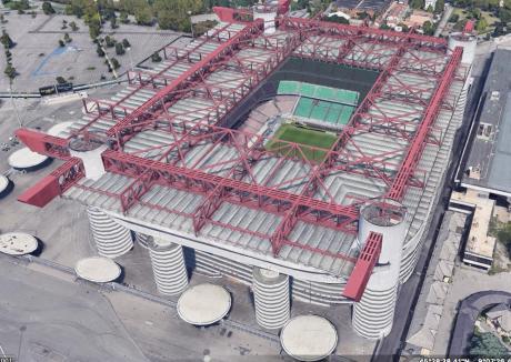 Stadio sab Siro