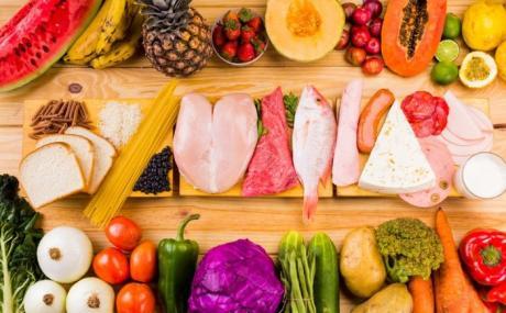 BioEcoGeo dieta equilibrata