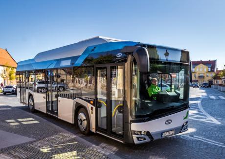 Solaris Urbino 12 electric 14a