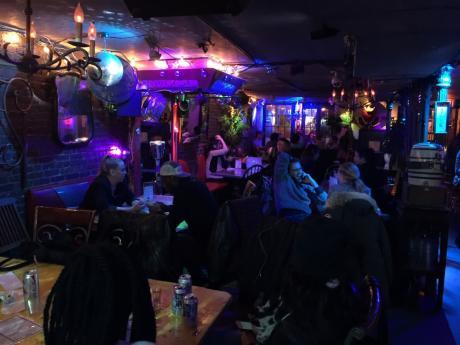 gente notte bar