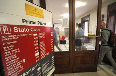Ufficio anagrafe Milano