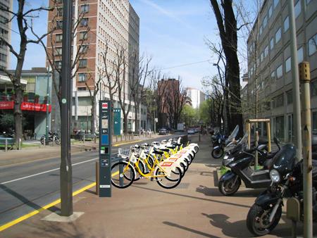 bikemi Filzi Pirelli web