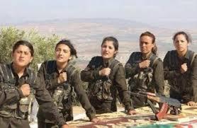 rojava la kobane dei rifugiati