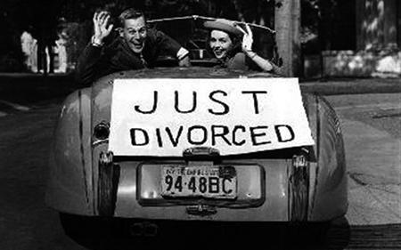 just divorced web