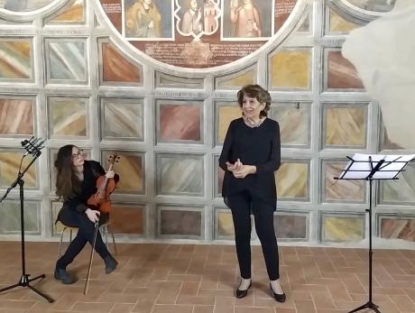 Dante a Teatro Francesca Amore mio
