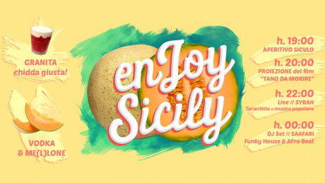enjoy Sicily