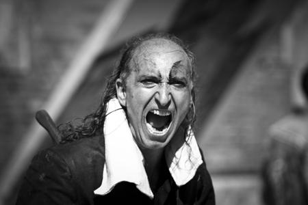 Mercuzio non vuole morire photo Carlo Gattai