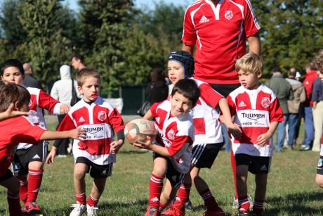 rugby bambini