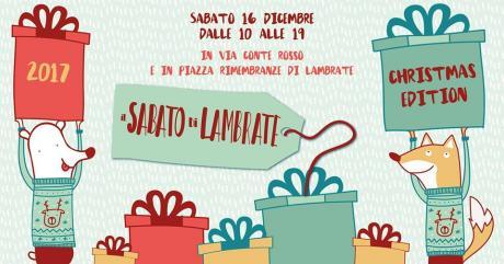 sabato di Lambrate Christmas edition