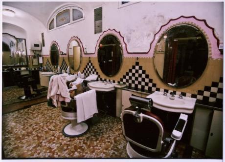 Albergo Diurno Venezia il barbiere