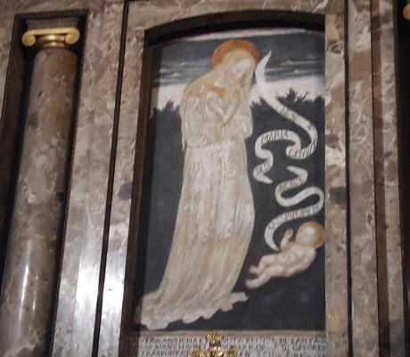 La Madonna bianca 1