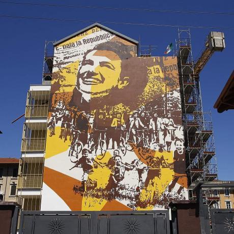 Repubblica murales