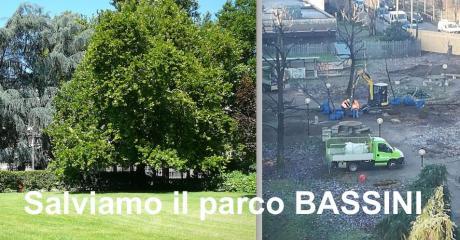 Salviamo parco Bassini
