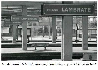 Stazione Lambrate apertura
