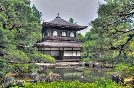 ginkaku ji temple 1464542 960 720