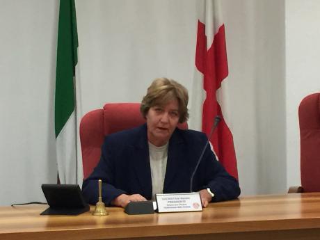 2015.10.29   Sara presiede il CdZ