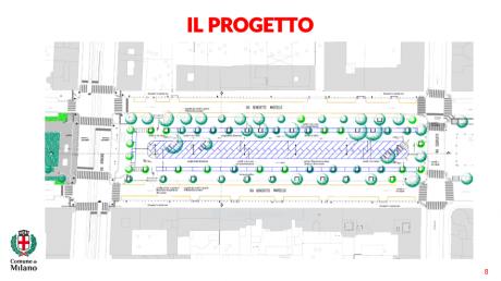 Comune Milano   Progetto Benedetto Marcello