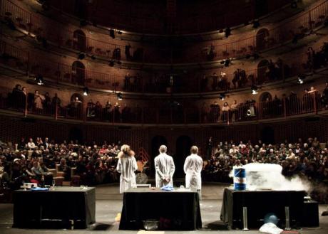 Statale Scienza Teatro 30.01.19