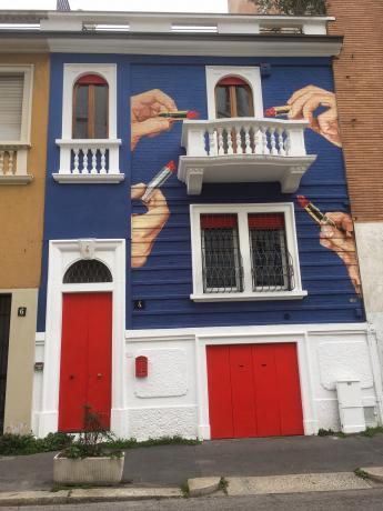 Casa in via balzaretti