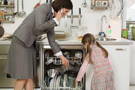 donne tra lavoro e famiglia