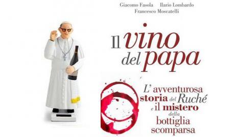 il vino del papa immagine