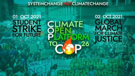 COP 26 Climate Open Platform
