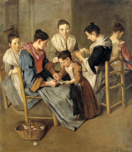 donne del ceruti XVIII Zsec (4)