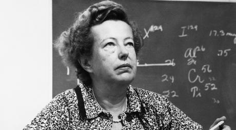 og maria goeppert mayer 7124