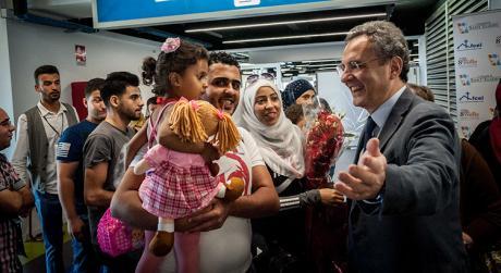 corridoi umanitari santegidio 2018